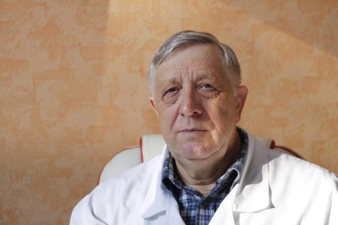 Интервью с Шевченко Ю.П.