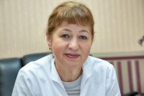 Журкович Светлана Даниловна