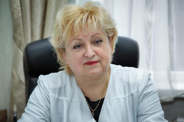 Зубашева Галина Юрьевна