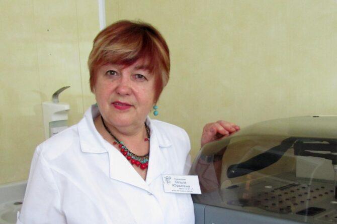Интервью с Кузнецовой О.Ю.